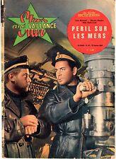 STAR CINE VAILLANCE  LOT DE 3 NUMEROS (62/67/77)  ANNEES 1960 VOIR SCANS