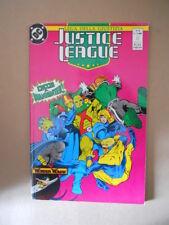 JUSTICE LEAGUE Lega della Giustizia n°8 1990 Dc Play Press  [G864]