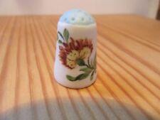 Blüten Fingerhut Porzellan-Fingerhüte