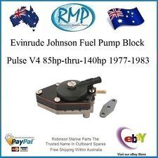 a Johnson Evinrude VRO Replacement Fuel Pump V4 88hp-thru-115hp # R 433387