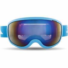 1 Masque Snow Ski TRESPASS Hawkeye Bleu NEUF RECONDITIONNE
