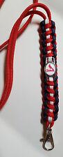 St. Louis Cardinals Team Logo Handmade Paracord Lanyard or Bracelet