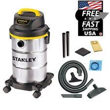 5 Gal Portable Vacuum Cleaner Wet/Dry Vac Car Garage Work Shop Stainless Steel