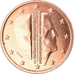 [#795206] Pays-Bas, 2 Euro Cent, 2018, SPL, Copper Plated Steel, KM:New