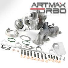 Turbocompressore per VW Audi Skoda Seat 2.0 Tdi 103 Kw 140 Cv BMP Bmm Bvd 765261