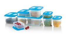 Tupperware Freezer Mates Options Set - BRAND NEW