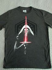 Star Wars charcoal gray short sleeve T shirt men's size M