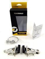 Tektro CR720 Cyclocross Bike Cantilever Brake Caliper, Front or Rear, Silver