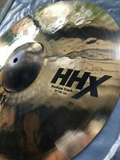 "Sabian 18"" HHX Medium Crash Cymbal BR"