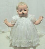 "22"" Madame Alexander Kitten doll crier new stuffing original tagged dress slip"