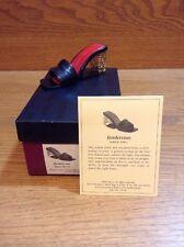 Raine Just the Right Shoe Coa Box Rendezvous 25150