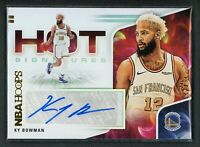 2020-21 KY BOWMAN AUTO PANINI HOOPS HOT SIGNATURES AUTOGRAPHS
