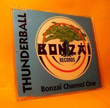 MAXI Single CD THUNDERBALL Bonzai Channel One 2TR 1993 BONZAI RECORDS