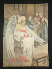 Les ailes retrouvées  - les Beaux Contes - 1910 - illustré Vaccari Kercadec