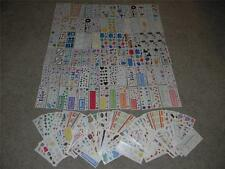 Creative Memories Lot of 25 Sheets of Stickers Random Selection Mixed Lot L515