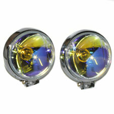 Front Fog Spot Lights Lamps E-Marked 60mm For MG Rover Mini Cooper