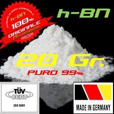 Nitruro di Boro Esagonale hBN 20 gr trattamento ceramico NO ceratec NO metabond