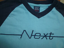 Kid's (6 yrs) Long Sleeved V-Neck Top by Next (Very Good Condition)