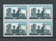 SÉRIE TOURISTIQUE - 1960 YT 1235 bloc de 4 - TIMBRES NEUFS** LUXE