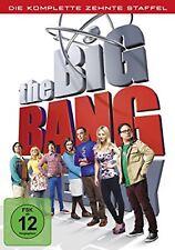 The Big Bang Theory Staffel 10 NEU OVP 3 DVDs