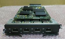 Brocade Foundry Networks RX-BI4XG 4 Port - 10GbE XFP Module 35519-002 35551-001