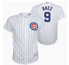 NEW Chicago Cubs - Javier Baez #9 Men's Jersey L - XL with tags