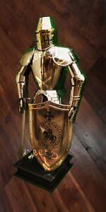 Medieval Knight Suit Of Templar Toledo Armor Full Body Mini 3 feet Armour