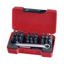 Juego 29 piezas, carraca mini de 1/4´´ adaptador TENGTOOLS TM029