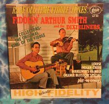 Fiddlin Arthur Smith LP Rare Old Time Fiddle Tunes DIXIELINERS Starday ORIGINAL