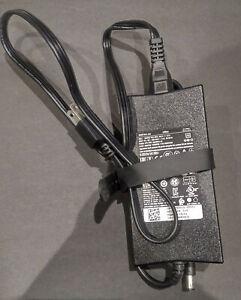 Genuine DELL DA130PE1-00 LA130PM121 WRHKW 19.5V 6.7A 130W AC Charger Power Cord
