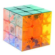 YJ-Moyu-Yulong-Transparent-Magic-Cube-3x3-Crystal-Stickerless-3x3x3-Speed-Cube