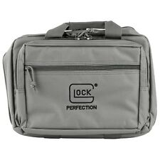 Glock OEM Gray Range Bag Gun Bag (Two Pistol) NEW STYLE