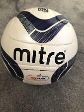 Rare 2012-13 Mitre Delta V12 Official Match Ball FIFA Approved