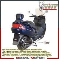 Pot D Echappament Complet MIVV Urban Inox pour Suzuki Burgman 250 2002 02