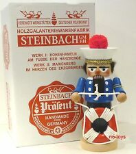 "Steinbach German Wooden Nutcracker Chubby ""Sailor� S1321 New"