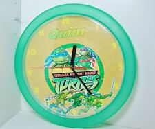 TMNT Teenage Mutant Ninja Turtles Horloge murale vermine-RARE