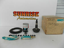 NOS GM RING AND PINION GR. 5.529 GEAR SET CHEVY GMC PONTIAC BUICK OLDS CADILLAC