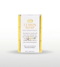 GT Cosmetics Herbal Lemon Soap made in the Philippines-Manufacturer