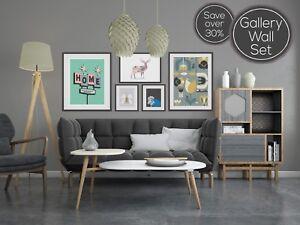 Prints, Set of Prints, Gallery Wall Set, Print Set, Wall Art Set, Set of Poster