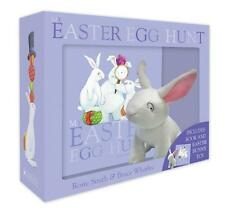 NEW My Easter Egg Hunt Boxed Set (Mini Book + Plush) By Rosie Smith Hardcover