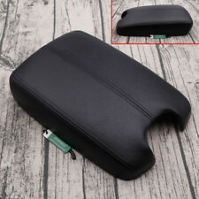Black Console Center Armrest Arm Rest Cover Lid For Honda Accord 2008-2012 2010