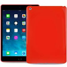 Slim Protective Silicone Cover Case For Apple iPad 2, iPad 3, iPad 4 in Red