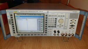 Rohde & Schwarz CMU200 Universal Radio Communication Tester