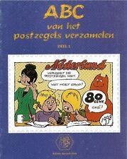 handboek ABC van het postzegels verzamelen 3 dln. compleet handleiding filatelie