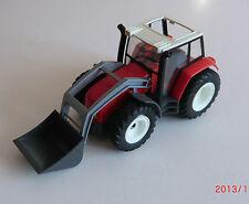 Playmobil aus Set 4496 großer Trecker Traktor  mit Frontlader siehe  Foto