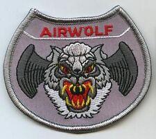 """JAN-MICHAEL VINCENT AIRWOLF TV SERIES AIRWOLF 3"""" PATCH"""