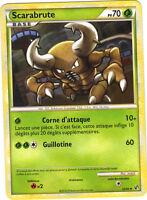 Pokémon n° 32/90 - SCARABRUTE - PV70  (7348)