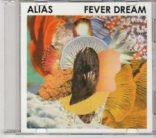 (DJ501) Alias, Fever Dream - 2011 DJ CD