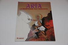 Aria T2 La montagne aux sorciers / Weyland // Le Lombard