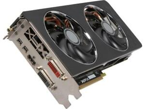 XFX AMD Radeon R9 270x Double D Edition R9-270X 2GB 256-Bit